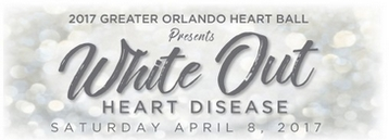 Orlanod Heart Ball White Out Logo