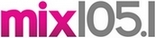 Mix 105.1 logo