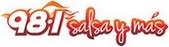 Salsa Y Mas 98.1 logo